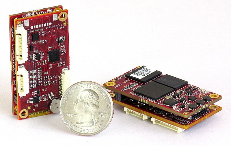 Compact video optimized for embedded applications    Model 2231