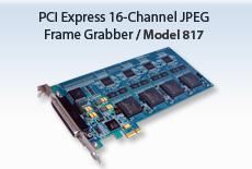 Sensoray Frame Grabber Products