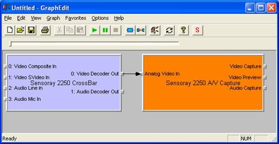 Open Source VLC To Directshow Bridge